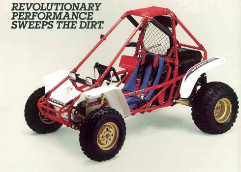 Honda Odyssey FL350: 1985 ATV Buggy For Sale, Features, Specs, Recall