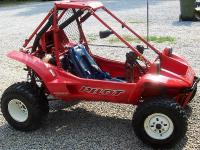 Honda Odyssey ATV Parts: 1984 FL250, 1985 FL350, Racing Accessory Sale